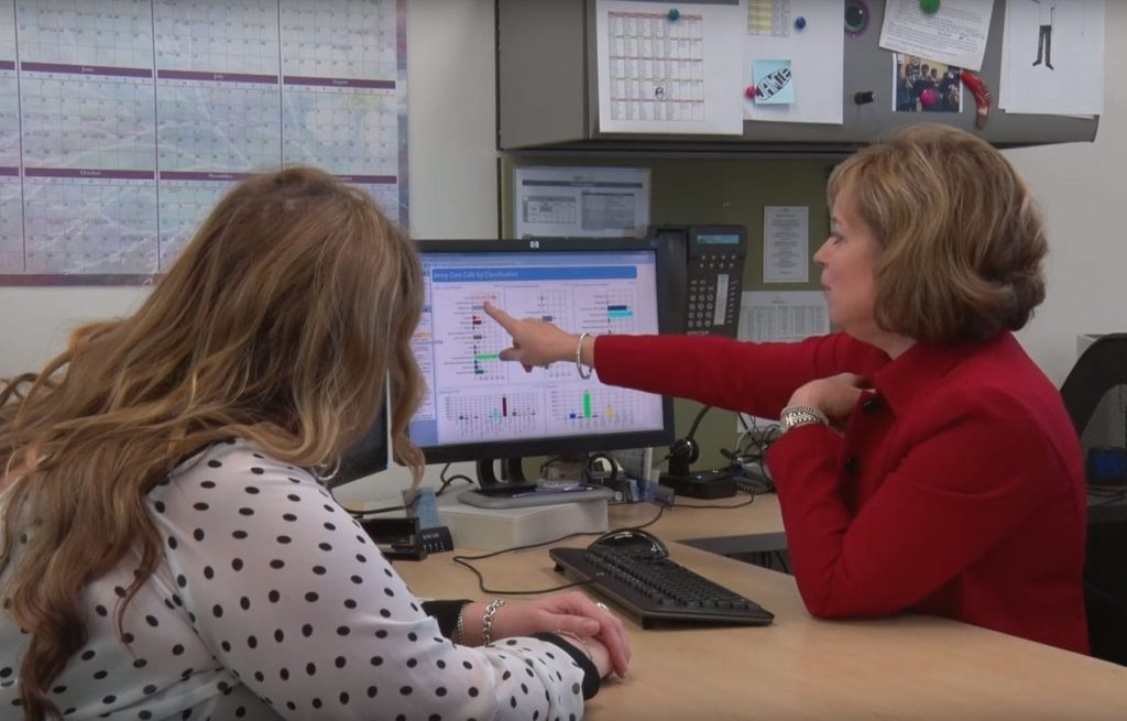 Curves IT Customer Care Video - Cherwell Software